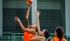 بطولة لبنان للسيدات بكرة السلة : هومنتمن والرياضي من دون خسارة
