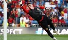 كيبا يؤكد تفوق المنتخب الاسباني على منتخب رومانيا