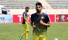 الاتحاد الاسيوي يثني على ما قدمه محمد حيدر في كأس الاتحاد الاسيوي