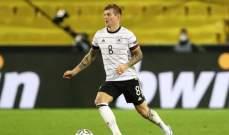 إحصاءات من مباراة المانيا - سويسرا