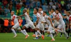 تقييم اداء لاعبي مباراة البيرو والاوروغواي