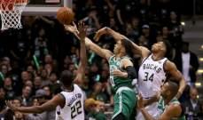 NBA PLAYOFFS : ميلووكي يجبر بوسطن على خوض مباراة فاصلة