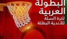 البطولة العربية: بيروت يحقق فوزه الثاني ويتخطى الريان القطري