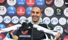 مدرب بني ياس : مباراتنا امام الامارات لن تكون سهلة