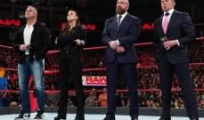 اتحاد المصارعة: عرض سماك داون سيجري بدون جمهور