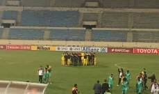 كأس الاتحاد الاسيوي : العهد يؤكد صدارته للمجموعة الثالثة بفوزه على المالكية