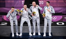 اولمبياد طوكيو: حصيلة اليوم الخامس من الميداليات