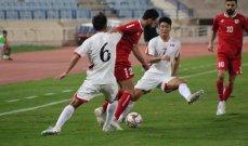 تصفيات كأس العالم: شطب نتائج كوريا الشمالية من مجموعة لبنان