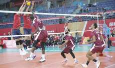 طائرة قطر تواجه الصين في نصف نهائي التصفيات الأولمبية