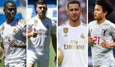 اللاعبون الذين سيشاركون في جولة ريال مدريد التحضيرية للموسم الجديد
