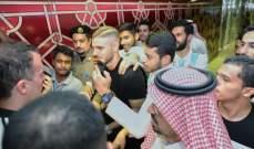 مارتينيز وايكاردي يلتحقان بمنتخب الارجنتين في السعودية