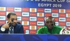 مدرب جنوب افريقيا :سنقاتل امام غانا لخطف بطاقة التأهل الى الاولمبياد