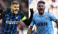 ايكاردي وإيموبيلي هدافي الدوري الإيطالي