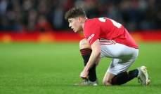 غيغز: جايمس محبط في مانشستر يونايتد