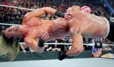 رولنز يقهر ليسنر وكينغستون يحتفظ بلقبه والنتائج الكاملة ل SummerSlam