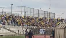 خاص: مشاهدات من مباراة البرج وشباب البرج