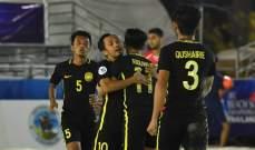 مدرب ماليزيا : لهذا السبب لم نتمكن من تحقيق الفوز على فلسطين