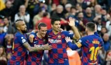 برشلونة وريال يستهلان 2020 باختبارين شائكين قبل الرحلة السعودية