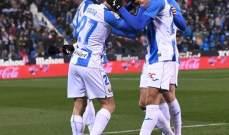 الدوري الإسباني: فوز صعب لليغانيس على سيلتا فيغو