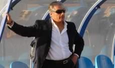 مدرب الجزيرة : سعيد بالعودة الى سكة الانتصارات