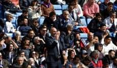 زيدان يحدد مسار حراسة المرمى في ريال مدريد