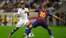 كأس راكوتن الودية: تشيلسي يتوج باللقب بعد الفوز على برشلونة