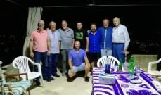 إجتماع بين إدارة نادي الحكمة والمدرب غسان سركيس