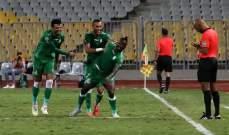 الدوري المصري: الاتحاد السكندري يتخطى مصر المقاصة