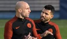 زاباليتا: اغويرو قادر على اللعب لسنوات قادمة