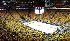سان فرانسيسكو تمنع التجمعات الكبيرة حتى في مباريات كرة السلة