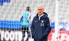 الاتحاد الفرنسي يصدم زيدان ويجدد الثقة بـ ديشامب