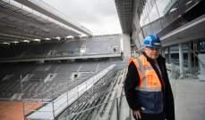 الاتحاد الفرنسي لا يستبعد اقامة مباريات رولان غاروس من دون جمهور