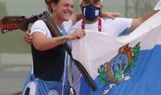سان مارينو تحقق أول ميدالية في تاريخ الأولمبياد