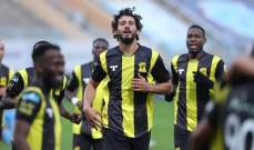الدوري السعودي بعد الجولة 11 : الاهلي يرفض هدية الشباب والاتحاد يقتحم المربع الذهبي