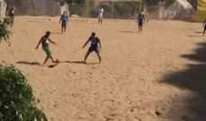 البطولة الشاطئية: شوت برودكشن يتخطى البلوز
