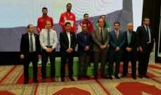 البطولة العربية في التايكواندو : ميدالية فضية لليوناردو شيبان
