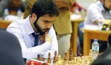 الاماراتي سالم عبدالرحمن يشارك في بطولة العالم للشطرنج
