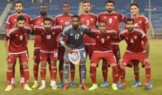 """الاستعانة بطائرة """" درون"""" لمراقبة تحركات لاعبي منتخب الإمارات"""