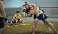 مصارعة السومو تشقّ طريقها في البرازيل