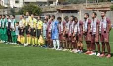 خاص: مشاهدات من نهائي كأس لبنان بين النجمة والانصار