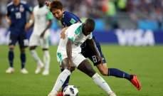 ما يجب عن ان تعرفه عن ارقام مباراة اليابان والسنغال