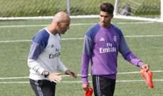 وكيله: زيدان دفع حكيمي للرحيل عن ريال مدريد
