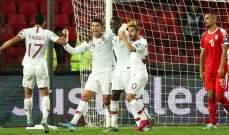 رونالدو على رأس قائمة البرتغال لتصفيات يورو 2020