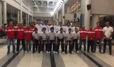 منتخب لبنان يحقق فوزه الاول في بطولة غرب آسيا للناشئين