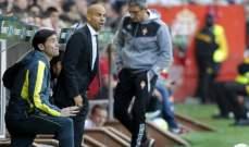 مارسيلينو: النادي كان في حالة فوضى تامة قبل وصول أليماني