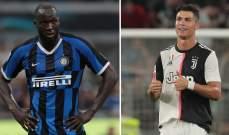 أنطونيو كونتي: لوكاكو لا يقارن برونالدو الأفضل في العالم