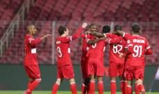 الدوري السعودي: الوحدة يكتسح الحزم بخماسية