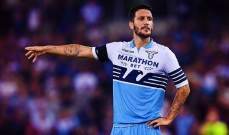 لويس ألبيرتو: موسم صعب جدًا للاتسيو