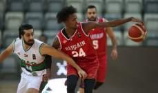 تصفيات كأس آسيا لكرة السلة 2021: البحرين تتخطى العراق بعد شوط اضافي وتقلص الفارق مع المتصدر لبنان