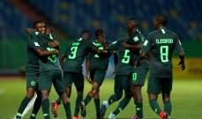 كاس العالم للناشئين:نيجيريا تتصدر مجموعتها والبرازيل وانغولا تضمنان تأهلهما للدور الثاني